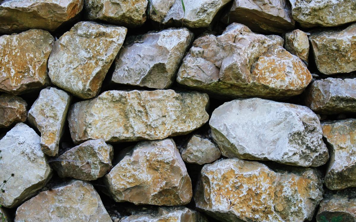Los muros de piedra seca son resistentes al paso del tiempo