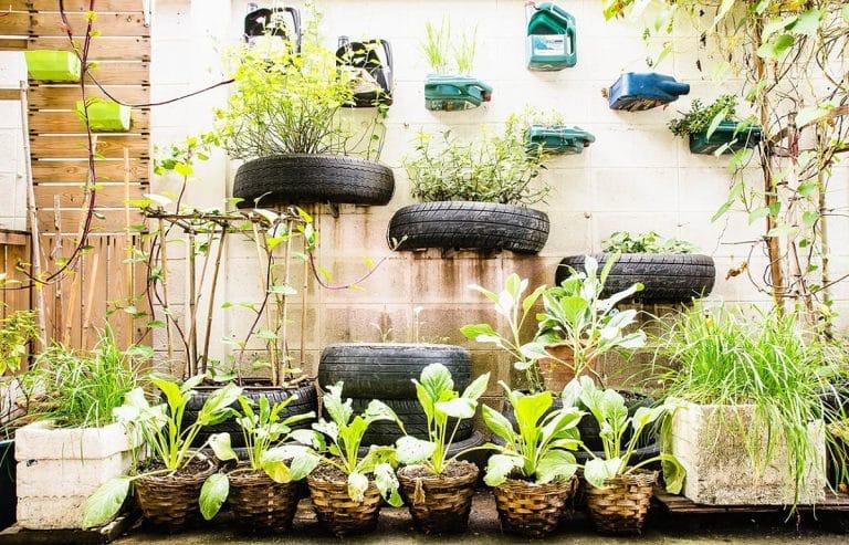 como hacer huertos urbanos
