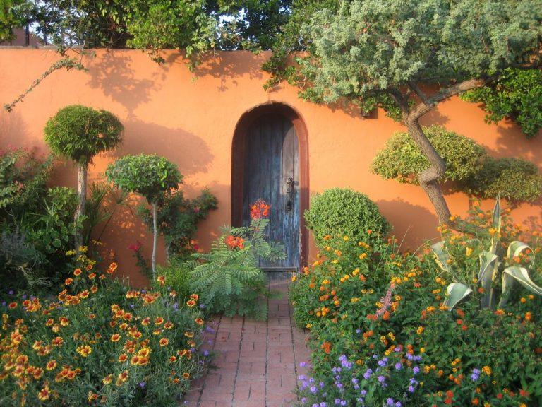 Diseñar un jardín seco no es complicado