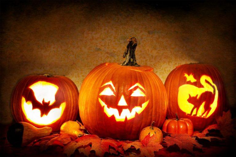 Por qué se asocia la calabaza con Halloween