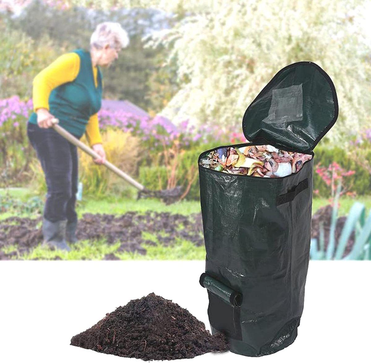 compostador para hacer compost