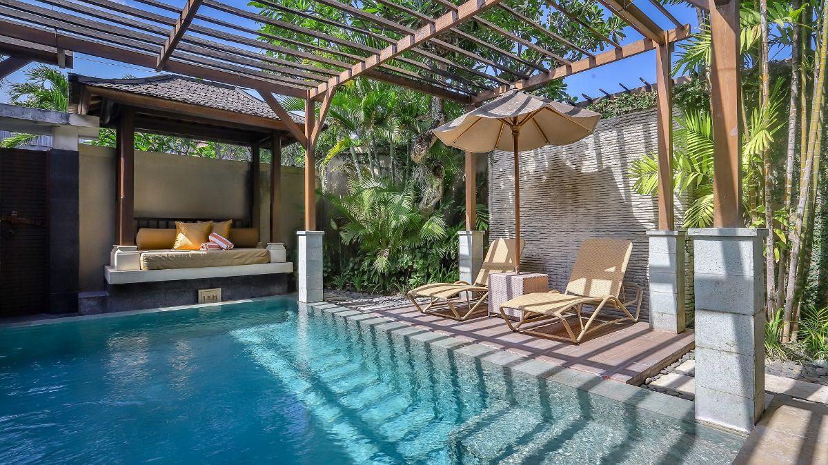 ideas para decorar una piscina